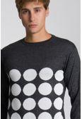 tricot-cinza-escuro-bolas